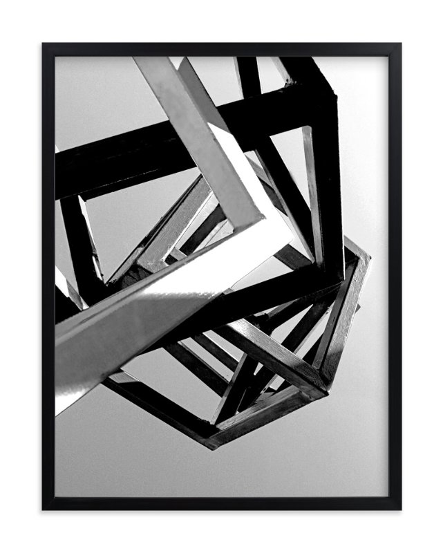 """Cube"" - Art Print by RJ Photography in beautiful frame options and a variety of sizes."