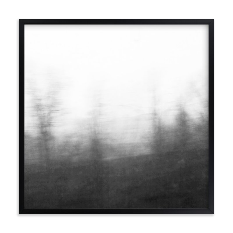 """Motion Series 2"" - Limited Edition Art Print by Sally M. Olivier in beautiful frame options and a variety of sizes."