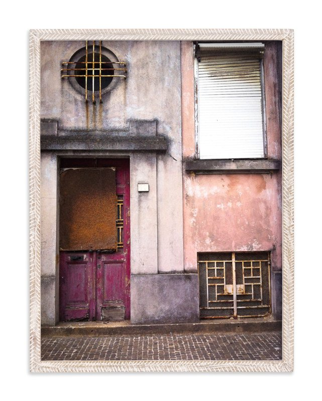 """""""Old house"""" - Art Print by Susanna Nousiainen in beautiful frame options and a variety of sizes."""