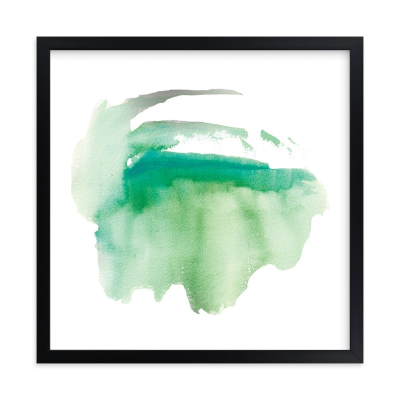 """""""Abound"""" - Art Print by Christine Llewellyn in beautiful frame options and a variety of sizes."""