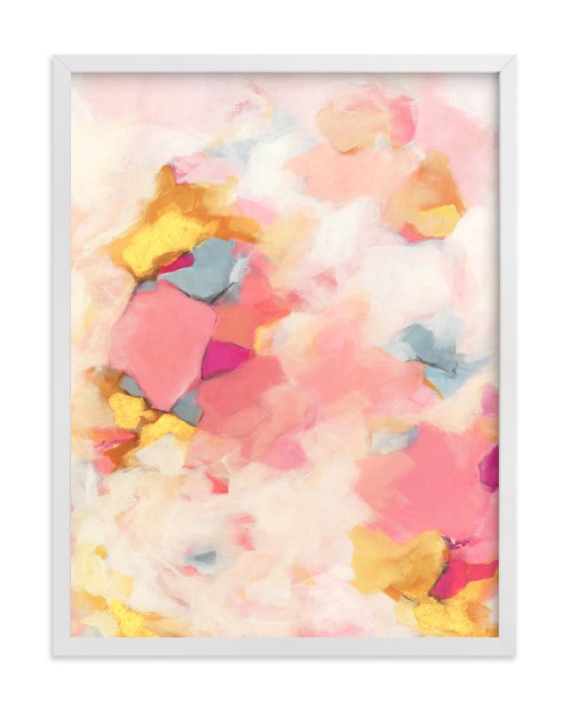 """""""More Than Enough"""" - Art Print by Mya Bessette in beautiful frame options and a variety of sizes."""