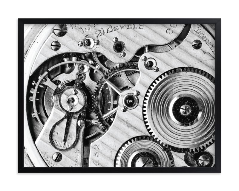 """Timeless II"" - Art Print by Erin Niehenke in beautiful frame options and a variety of sizes."