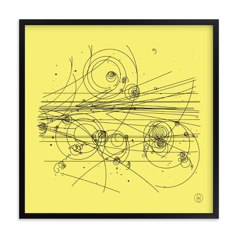 """QED 03"" - Art Print by Tyler Tea in beautiful frame options and a variety of sizes."