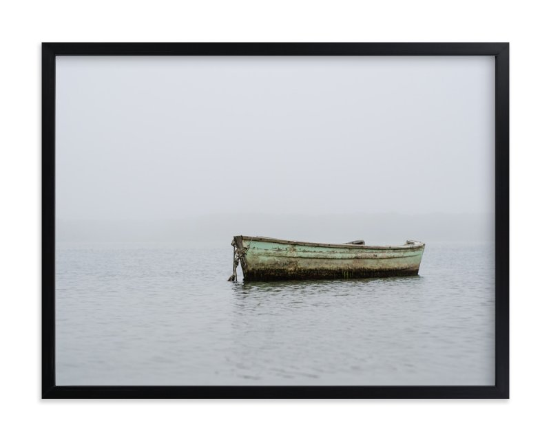 """Serenity"" - Art Print by Lillian Scull in beautiful frame options and a variety of sizes."