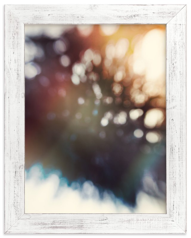 """By Dawn's Early Light"" - Art Print by Stacy Kron in beautiful frame options and a variety of sizes."
