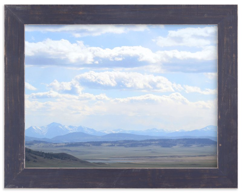 """""""On The Horizon"""" - Art Print by Jessie Steury in beautiful frame options and a variety of sizes."""