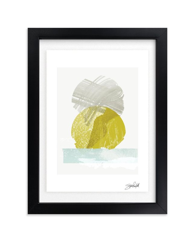 """""""Autumn"""" - Art Print by Stephanie Chen Gulla in beautiful frame options and a variety of sizes."""
