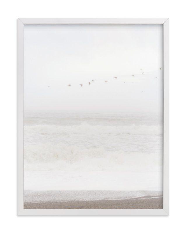 """Flight of the Ocean"" - Art Print by Sharon Rowan in beautiful frame options and a variety of sizes."