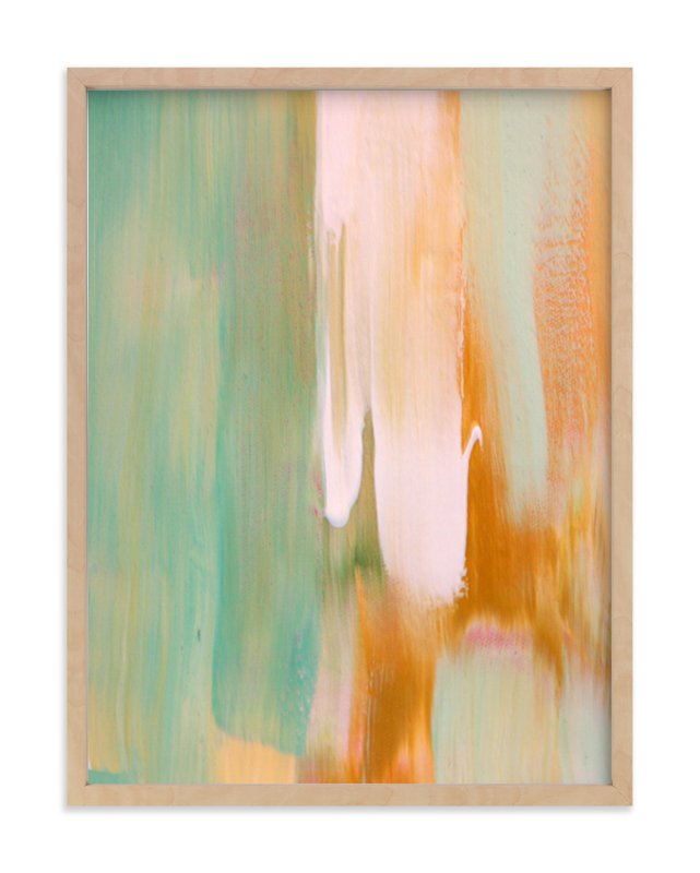 """Rusty Patina"" - Art Print by Artsy Canvas Girl Designs in beautiful frame options and a variety of sizes."