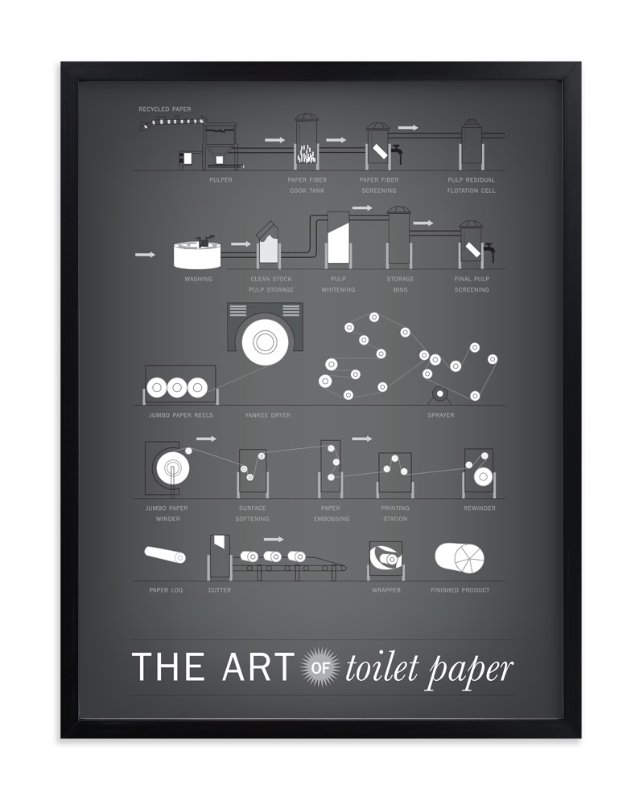 """""""The Art of Paper"""" - Art Print by R studio in beautiful frame options and a variety of sizes."""