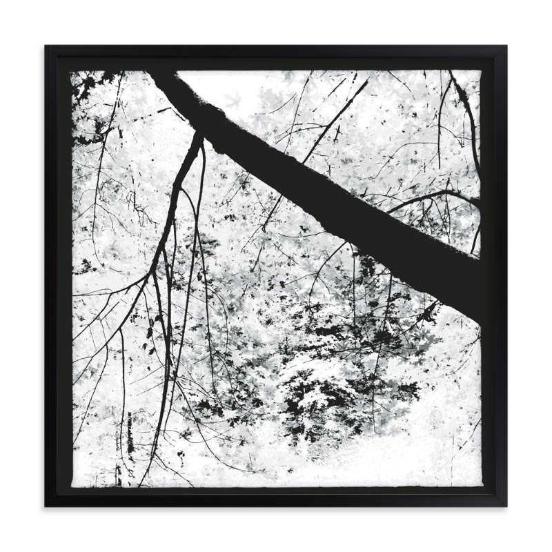 """Tree"" - Art Print by Sean in beautiful frame options and a variety of sizes."