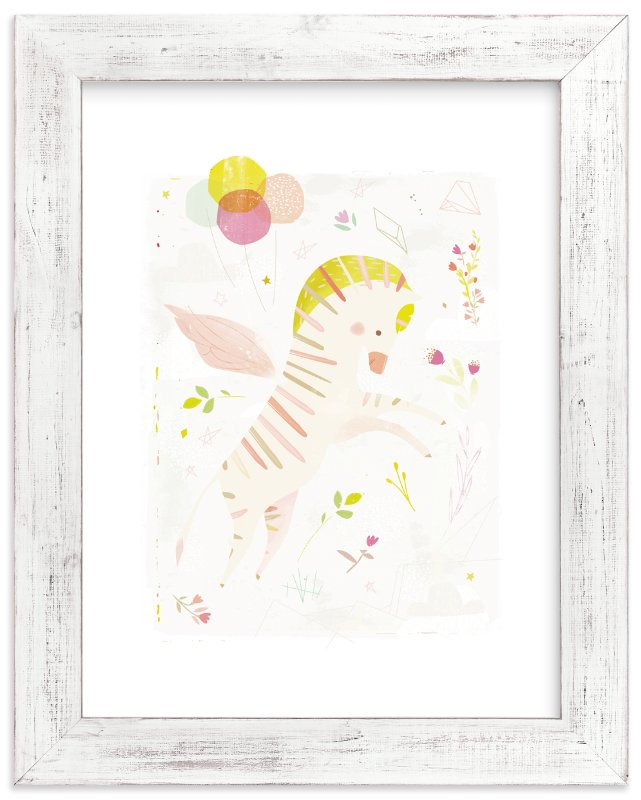 """Free"" - Limited Edition Art Print by Lori Wemple in beautiful frame options and a variety of sizes."
