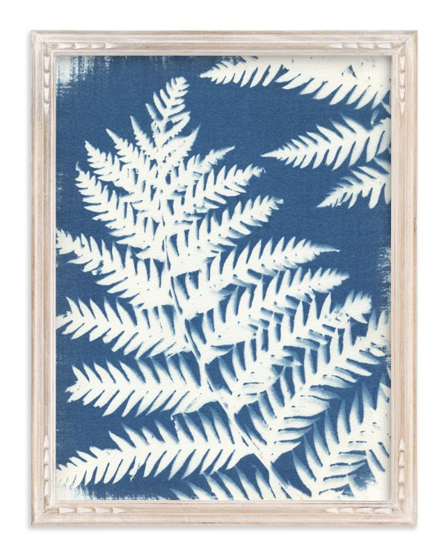 """""""Dryopteris arguta"""" - Art Print by raven erebus in beautiful frame options and a variety of sizes."""