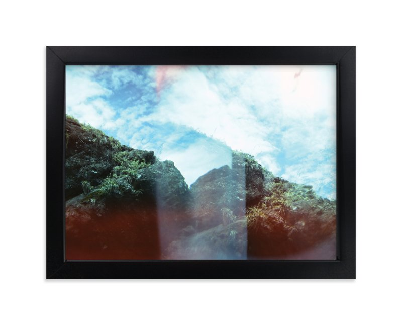 """""""Manuel Antonio Rocks"""" - Art Print by Meghan Quinn in beautiful frame options and a variety of sizes."""