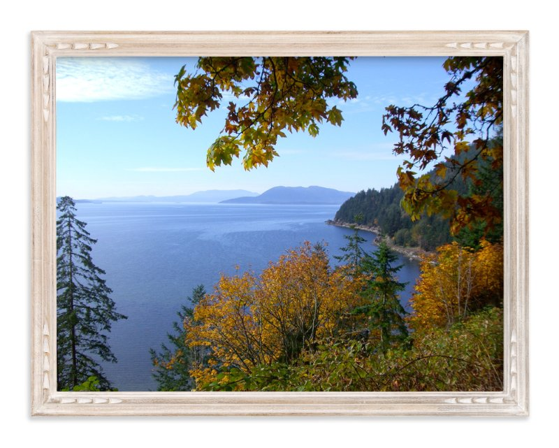 """Fall in the San Juans"" - Art Print by Jan Kessel in beautiful frame options and a variety of sizes."