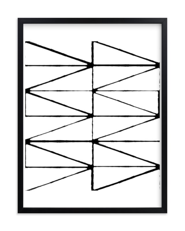 """""""visionary 2"""" - Art Print by trbdesign in beautiful frame options and a variety of sizes."""