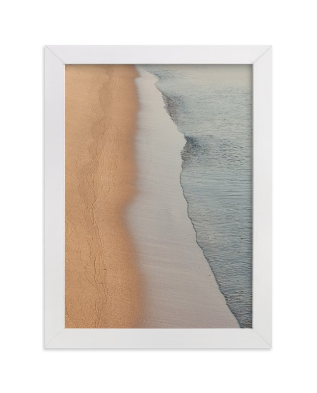"""Convergence"" - Art Print by Lisa Assenmacher in beautiful frame options and a variety of sizes."