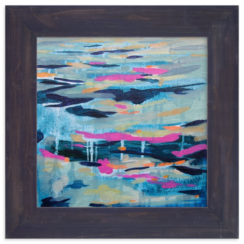 """""""Tilt Shift"""" - Art Print by Kelly Johnston in beautiful frame options and a variety of sizes."""