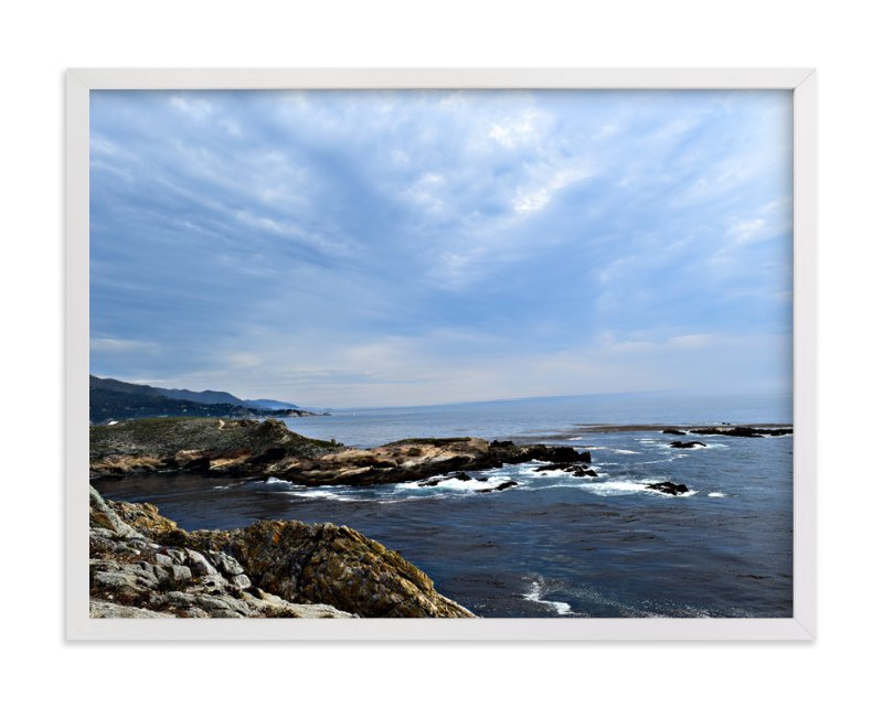 """""""Meet the Pacifics"""" - Art Print by NSMARK in beautiful frame options and a variety of sizes."""