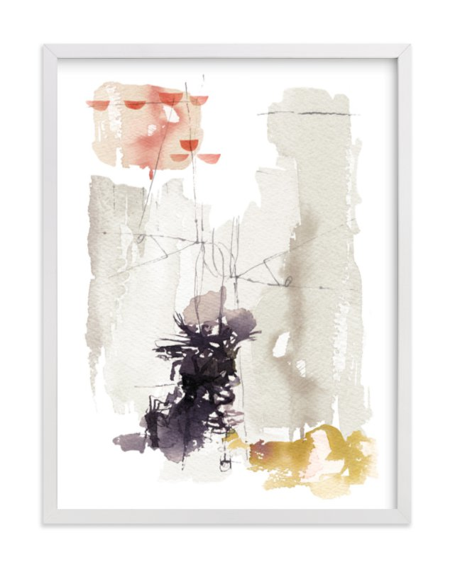 """passage"" - Art Print by Kelly Ventura in beautiful frame options and a variety of sizes."