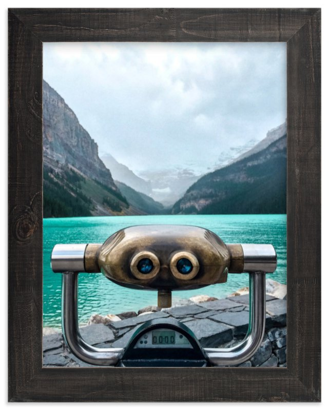 """""""Wild Blue Yonder"""" - Limited Edition Art Print by Korry Brown in beautiful frame options and a variety of sizes."""