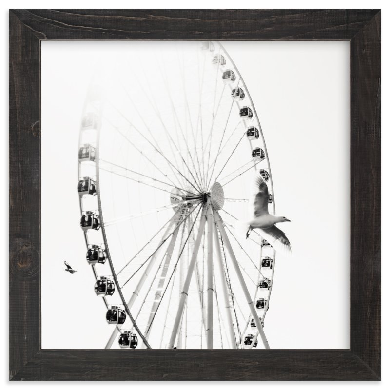 """""""Rise"""" - Art Print by Stacy Kron in beautiful frame options and a variety of sizes."""