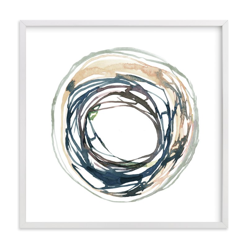 """Soma"" - Art Print by Kelly Ventura in beautiful frame options and a variety of sizes."