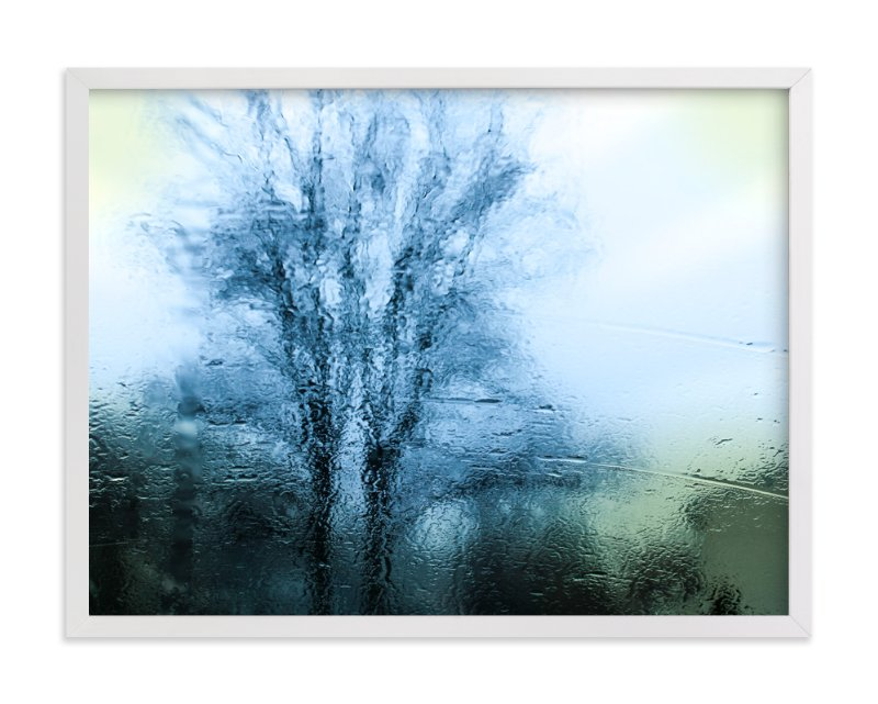 """Storm Beauty"" - Art Print by Monica Janes Fine Art in beautiful frame options and a variety of sizes."