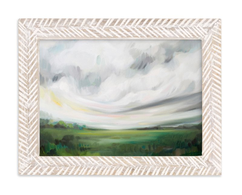 """Mornings Away"" - Limited Edition Art Print by Emily Jeffords in beautiful frame options and a variety of sizes."
