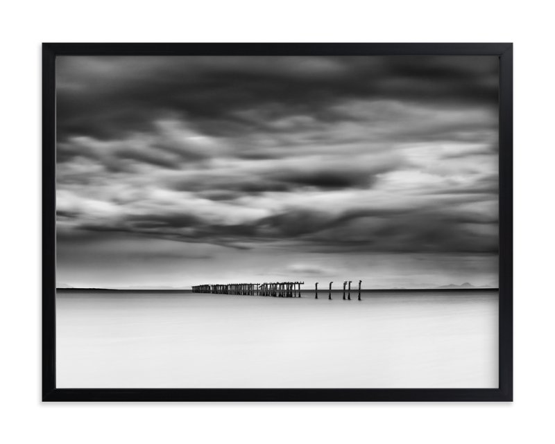 """Legato"" - Art Print by J Ryan in beautiful frame options and a variety of sizes."