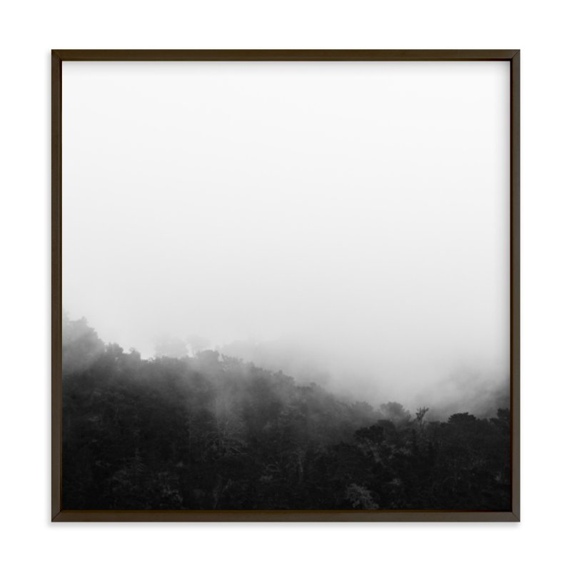 """Bewilder"" - Limited Edition Art Print by Jessica Cardelucci Nugent in beautiful frame options and a variety of sizes."