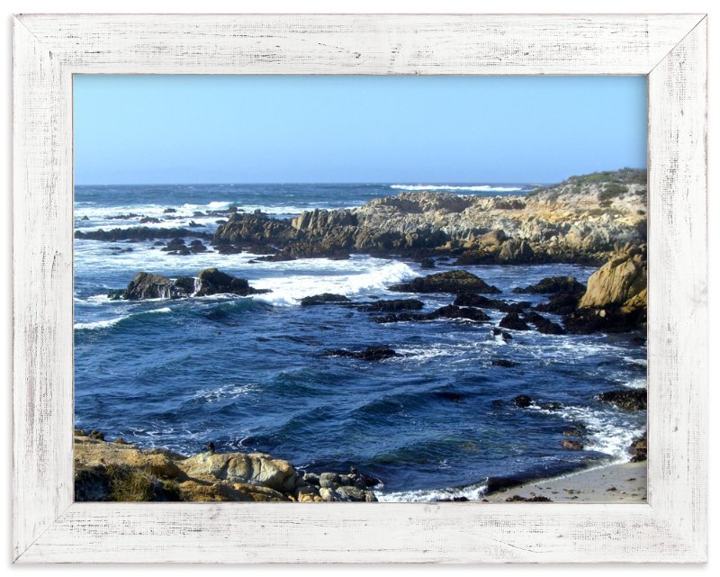 """Pacific Grove"" - Art Print by Jan Kessel in beautiful frame options and a variety of sizes."