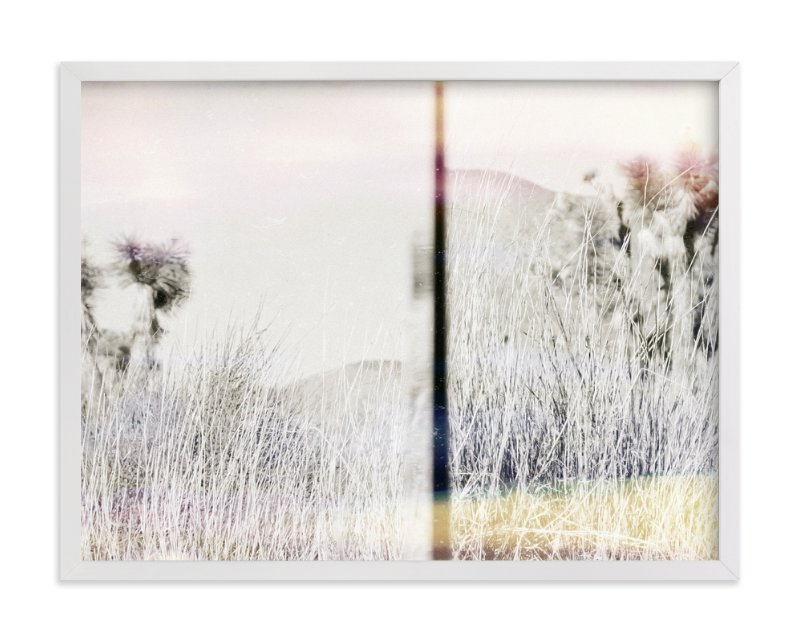 """Joshua Tree"" - Art Print by Kaitlin Rebesco in beautiful frame options and a variety of sizes."