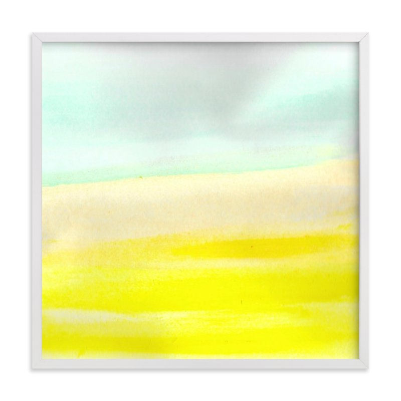 """""""Daybreak"""" - Art Print by Marabou Design in beautiful frame options and a variety of sizes."""