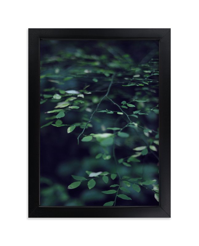"""""""Forest Focus"""" - Art Print by Satpreet K in beautiful frame options and a variety of sizes."""