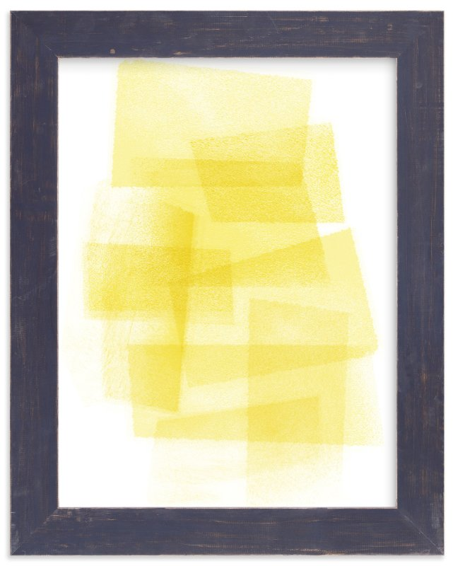 """""""Flutter"""" - Art Print by Susie Allen in beautiful frame options and a variety of sizes."""