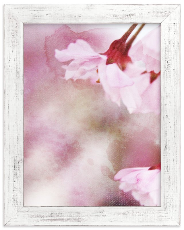 """Spring Emergence"" - Art Print by Loree Mayer in beautiful frame options and a variety of sizes."