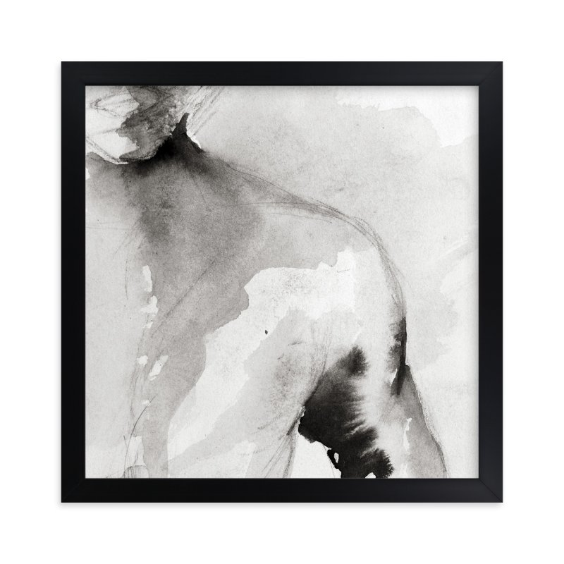 """""""As You Are"""" - Art Print by Karen Kaul in beautiful frame options and a variety of sizes."""