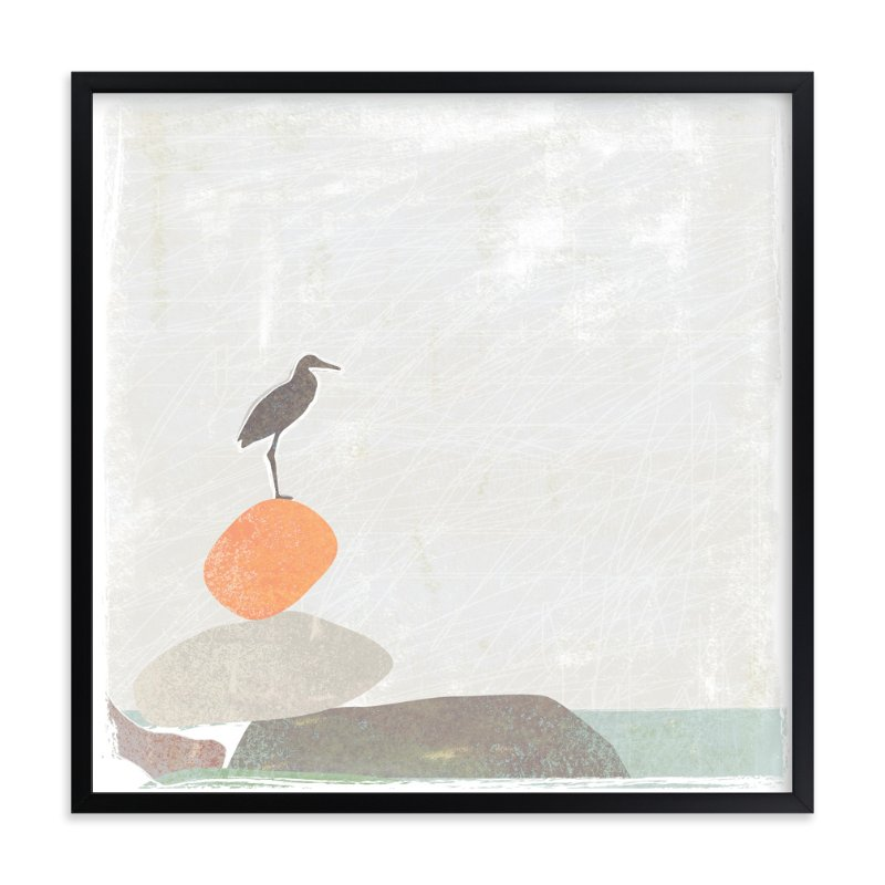 """Balance"" - Art Print by Griffinbell Paper Co. in beautiful frame options and a variety of sizes."