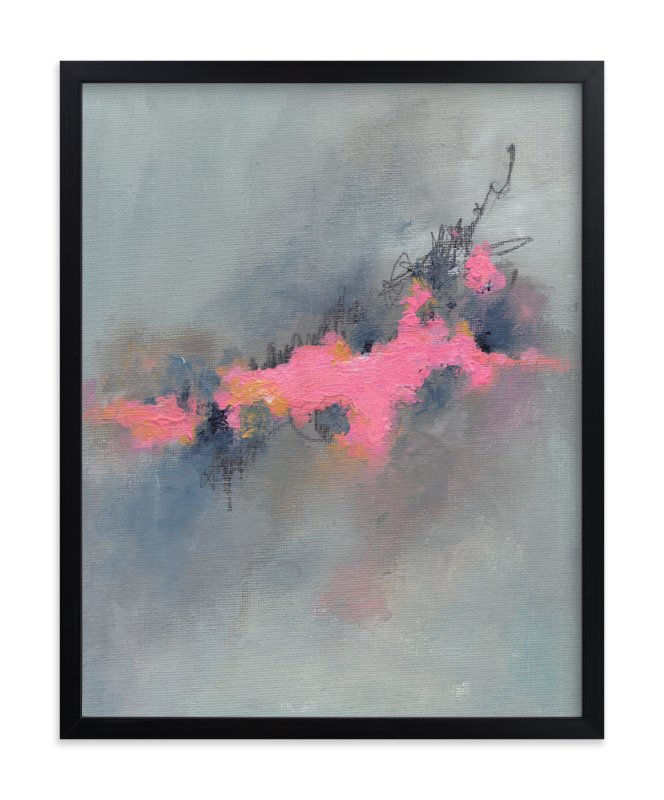 """""""Hope II"""" - Art Print by Sonal Nathwani in beautiful frame options and a variety of sizes."""