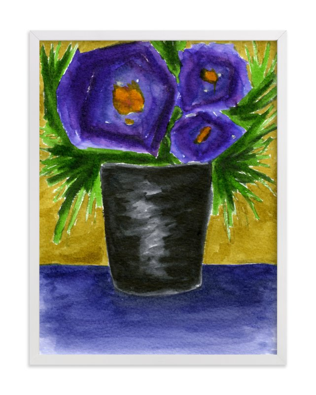 """""""Imperfection"""" - Art Print by Simona Cavallaro in beautiful frame options and a variety of sizes."""