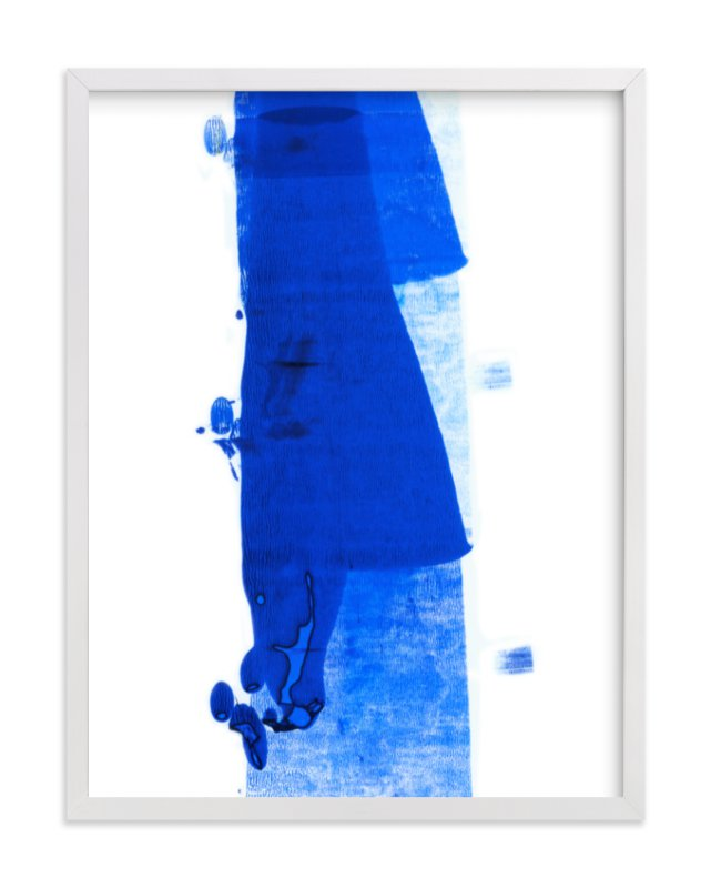 """""""Fashion-Walk"""" - Art Print by ANA GAION in beautiful frame options and a variety of sizes."""