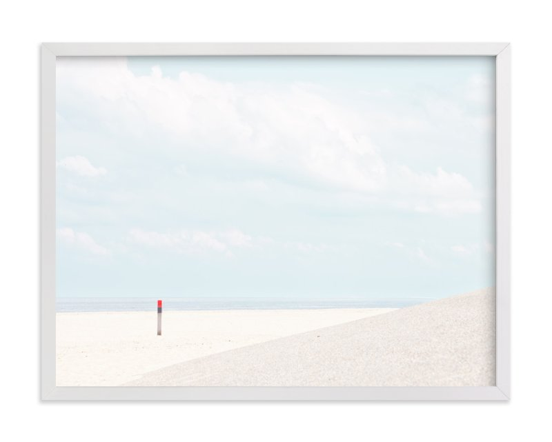 """""""Emptiness"""" - Limited Edition Art Print by Alexandra Feo in beautiful frame options and a variety of sizes."""