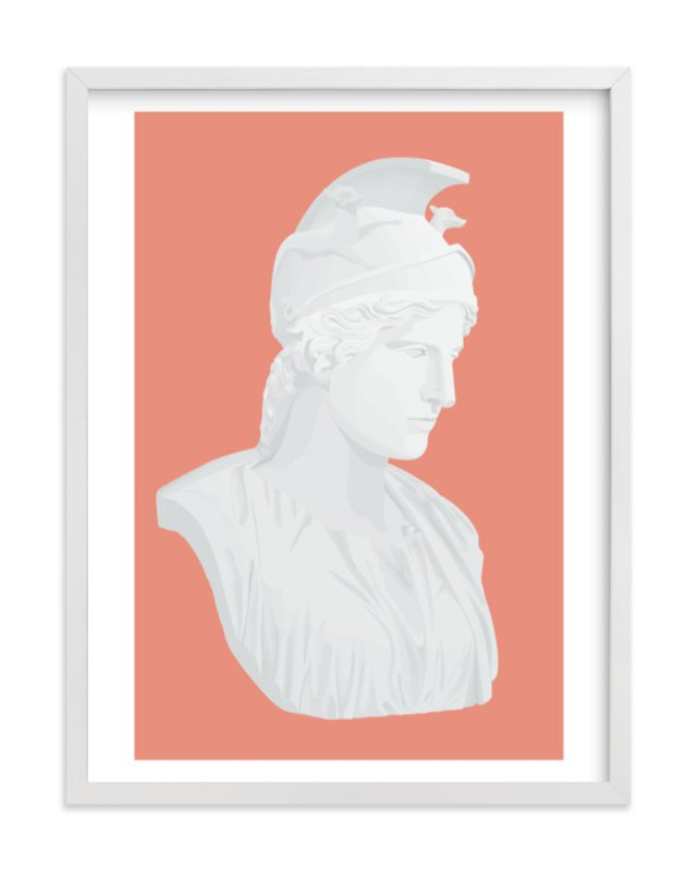 """""""Rome or Bust"""" - Limited Edition Art Print by Joseph Manibusan in beautiful frame options and a variety of sizes."""