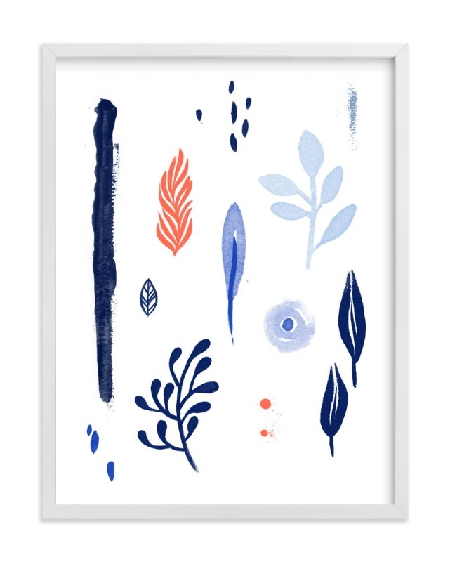 Little Things Ii Wall Art Prints By Erin Mcmanness Minted