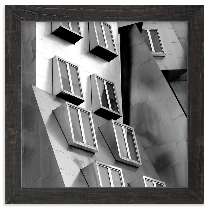 """Windows"" - Art Print by Sadye Sagov in beautiful frame options and a variety of sizes."