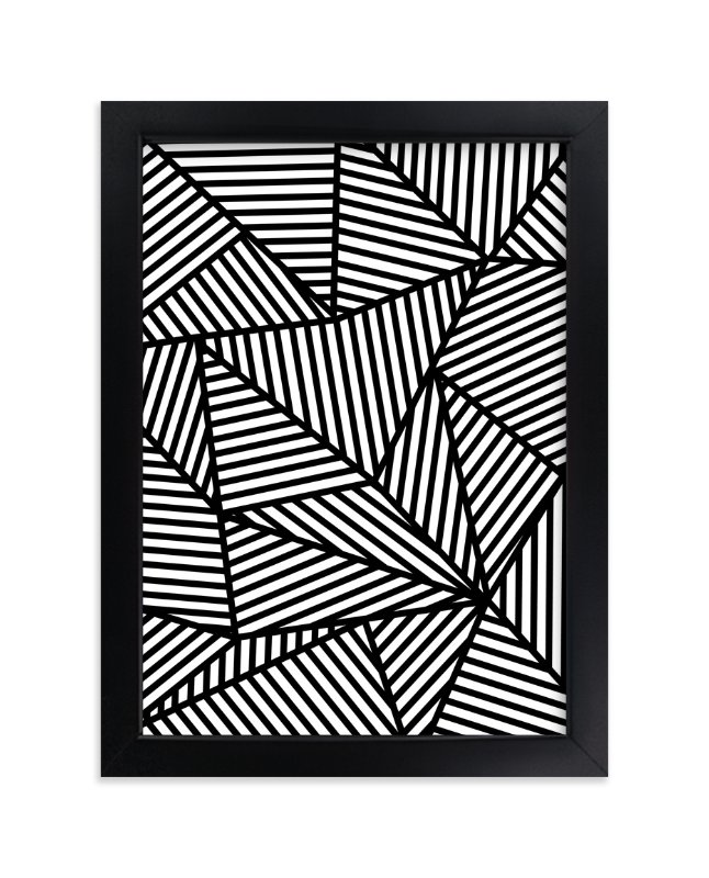 """""""Untitled B+W #2 2012"""" - Art Print by Jaime Derringer in beautiful frame options and a variety of sizes."""