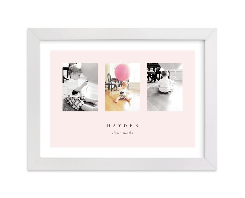 """""""Stages"""" - Nursery Custom Photo Art Print by kelli hall in beautiful frame options and a variety of sizes."""