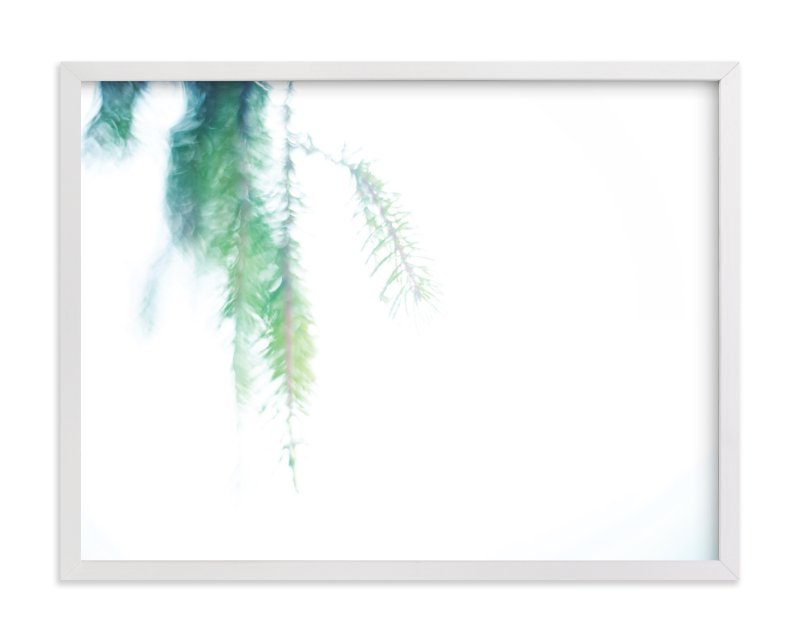 """Pine Study 4"" - Art Print by Smile Peace Love in beautiful frame options and a variety of sizes."