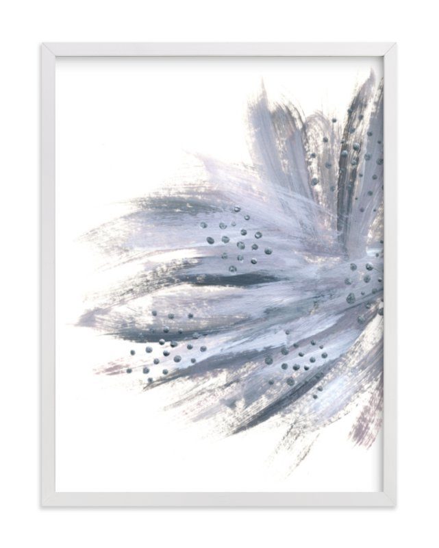 """Shining Statement"" - Limited Edition Art Print by Simona Cavallaro in beautiful frame options and a variety of sizes."